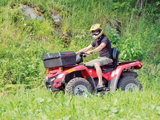 ATV rental and safaris